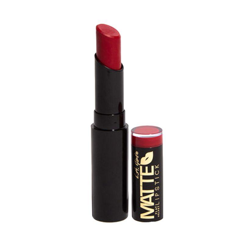 LA Girl Matte Flat Velvet Lip Gossip Lipstik