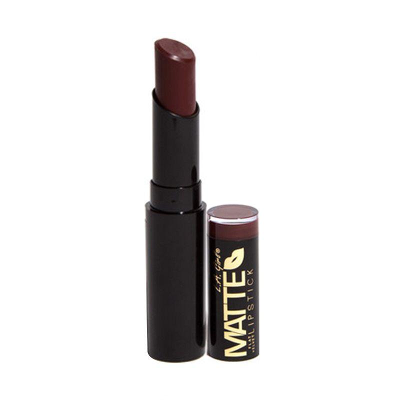 LA Girl Matte Flat Velvet Lip Spicy Lipstik