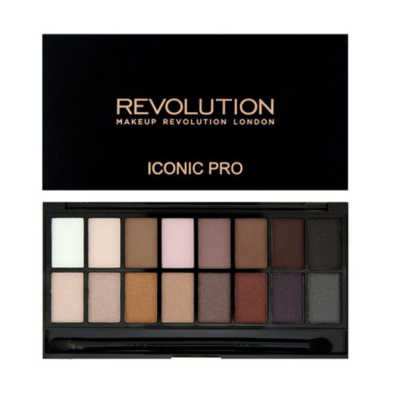 Makeup Revolution Iconic Pro 1 Eyeshadow Make-up Pallete