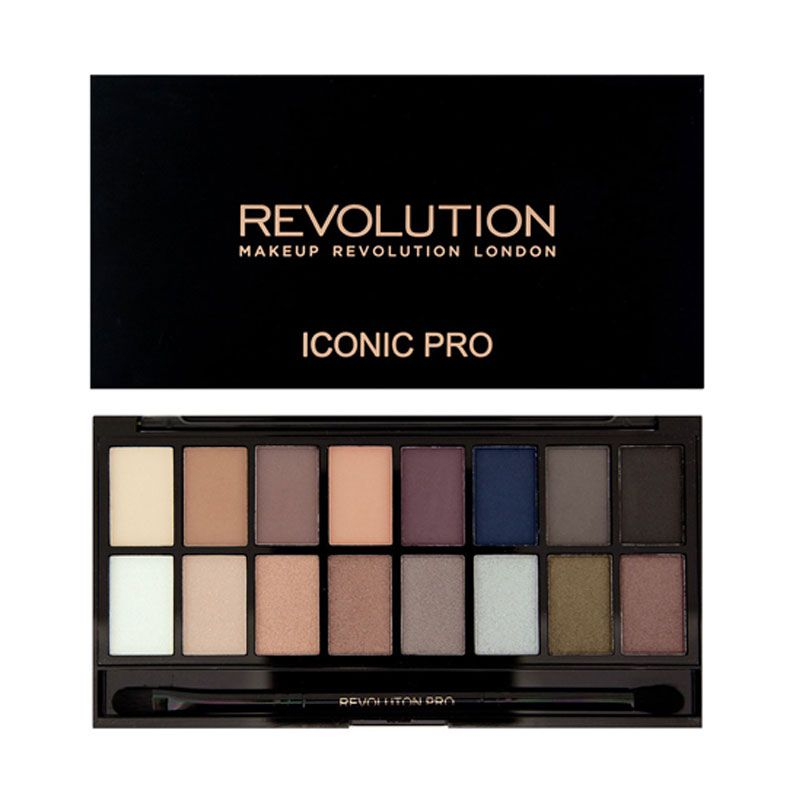 Makeup Revolution Iconic Pro 2 Palette Make-up Pallete