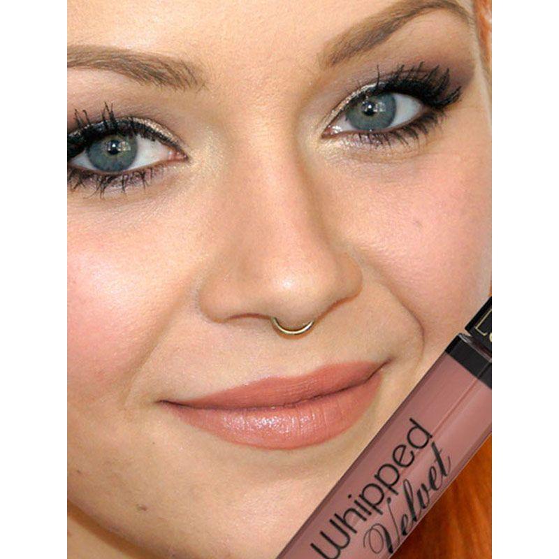 Mua Luxe Whipped Velvet Spry Lipstick