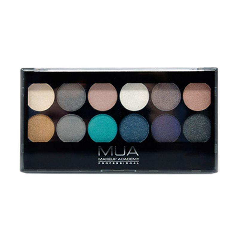 MUA Pro Palette Dusk Til Dawn Eyeshadow