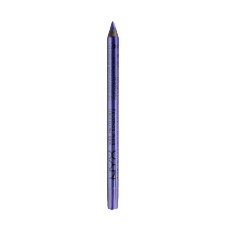 NYX Slide On Pencil Pretty Violet Eyeliner