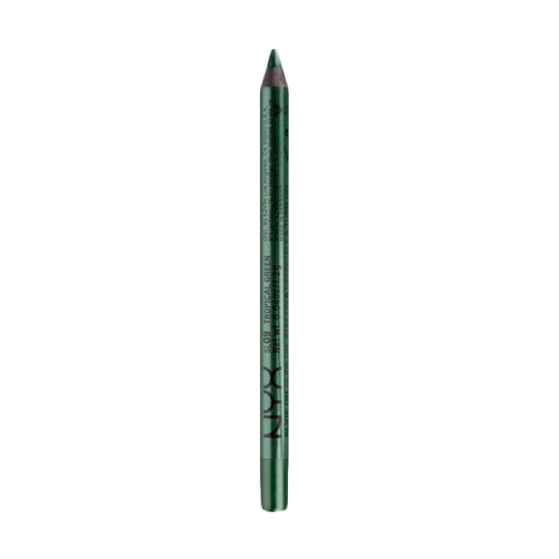 NYX Slide On Pencil Tropical Green Eyeliner