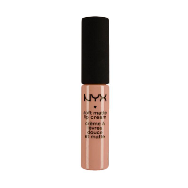 NYX Soft Matte Cairo Lip Cream