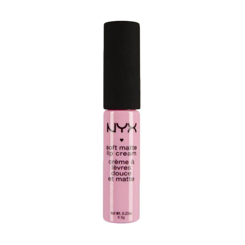 NYX Soft Matte Sydney Lip Cream