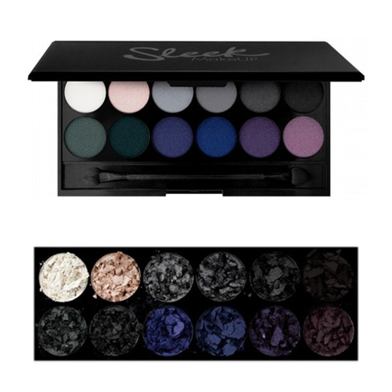 Sleek Color Palette I-Divine Eyeshadow  Bad girl