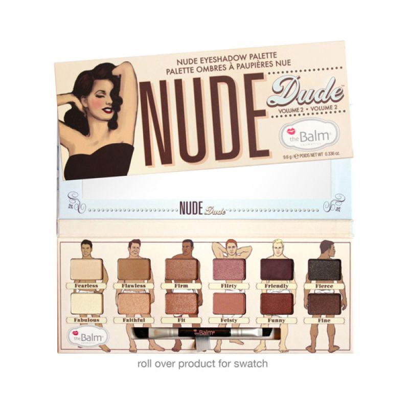 TheBalm Nude Dude Nude Eyeshadow