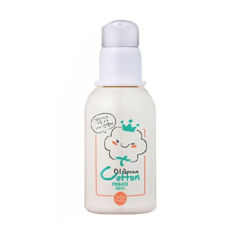 Holika - Oil Queen Cotton Primer SPF15 / 30 ml