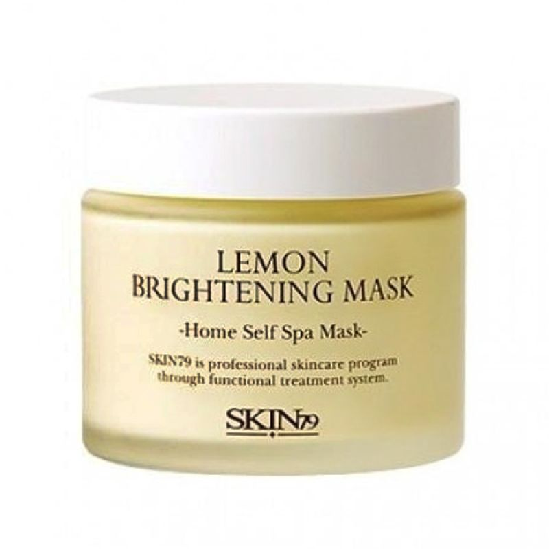 Skin79 - Lemon Brightening Mask 75gr