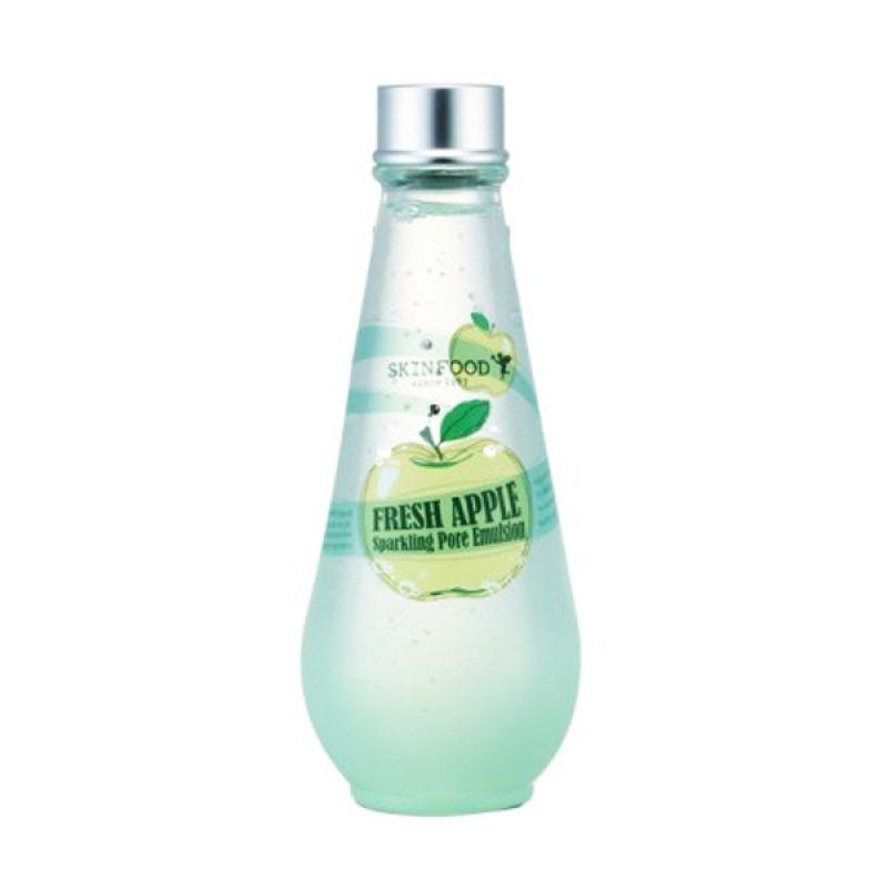 Skinfood-Fresh Apple Sparkling Pore Emulsion - 160ml