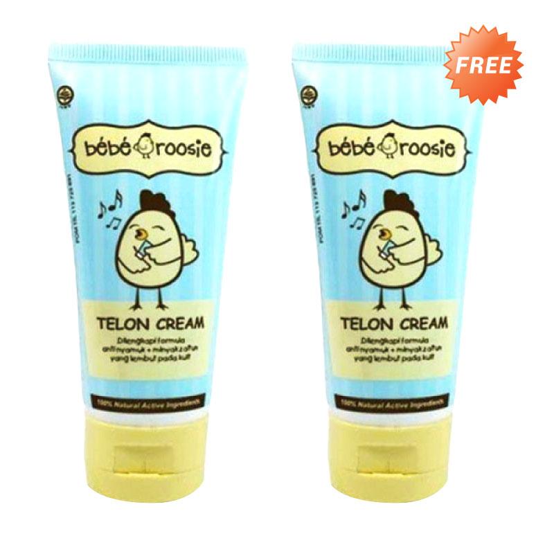 Buy 1 Get 1 - Bebe Rossie Telon Cream [60 mL]