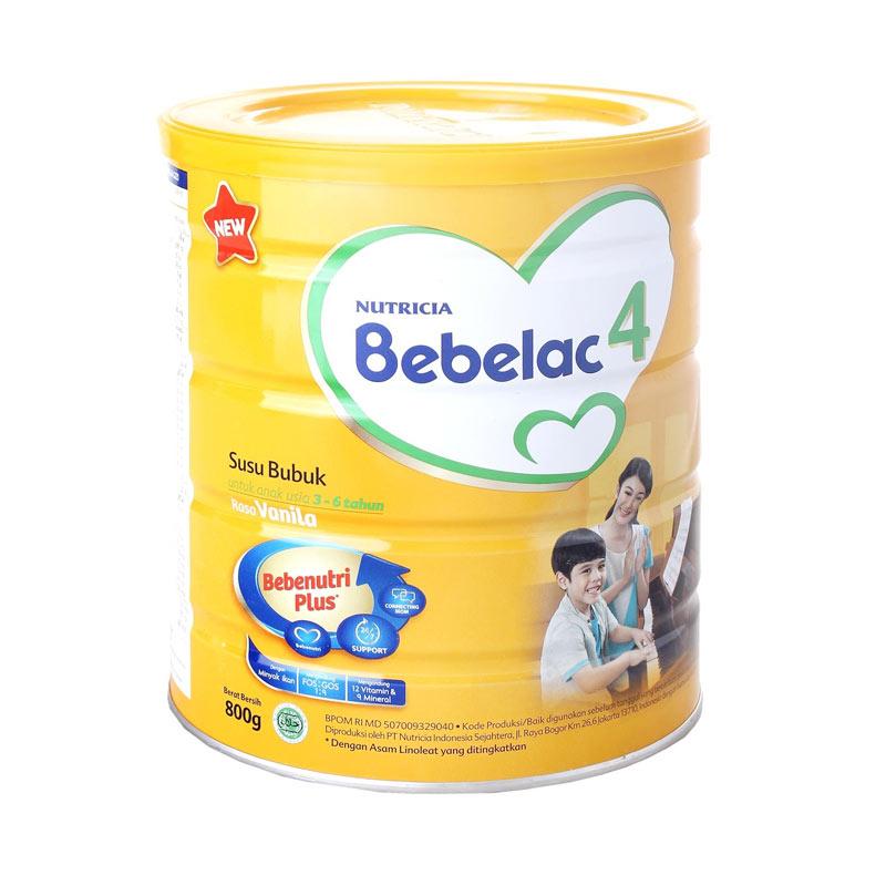 Bebelac 4 Vanila [800 g/4 pcs]