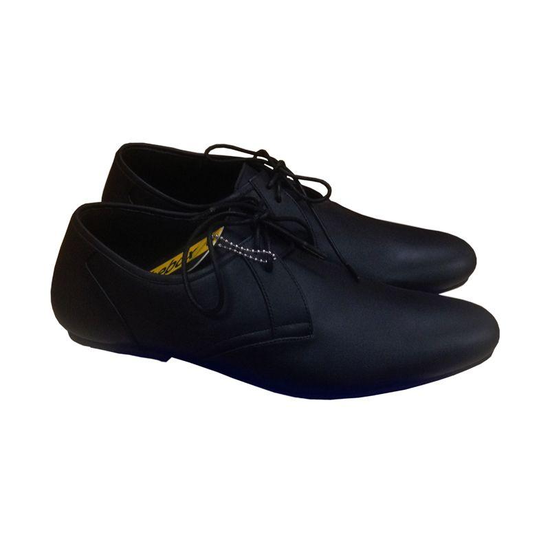 Bebox Formal Hitam Sepatu Pria
