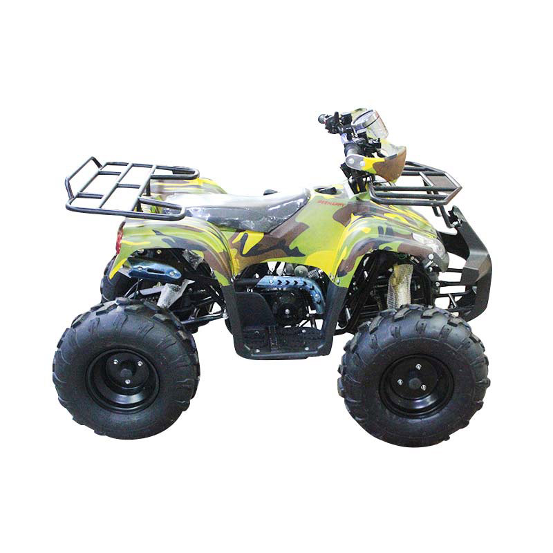 harga Bee Happy Inka R-7 Army ATV Motor - Green Blibli.com