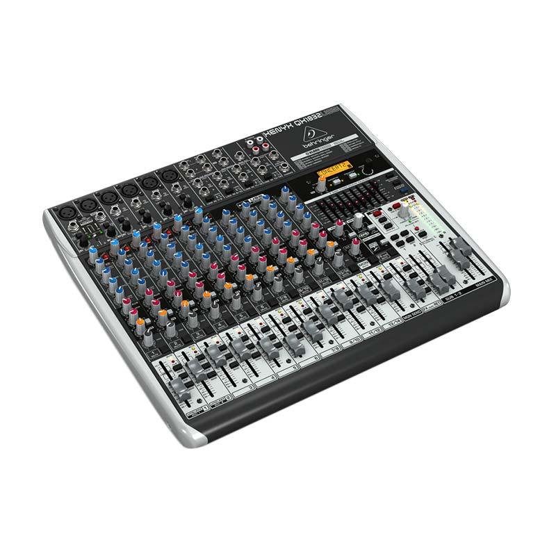 Behringer QX-1832USB Mixer Audio