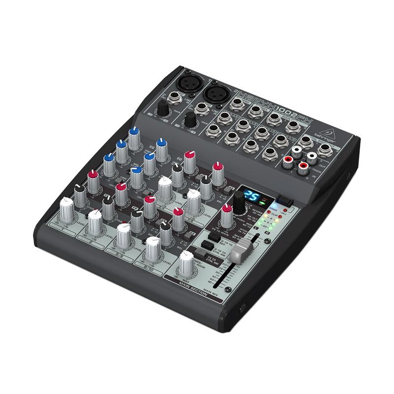 Behringer Xenyx 1002 FX Mixer Audio