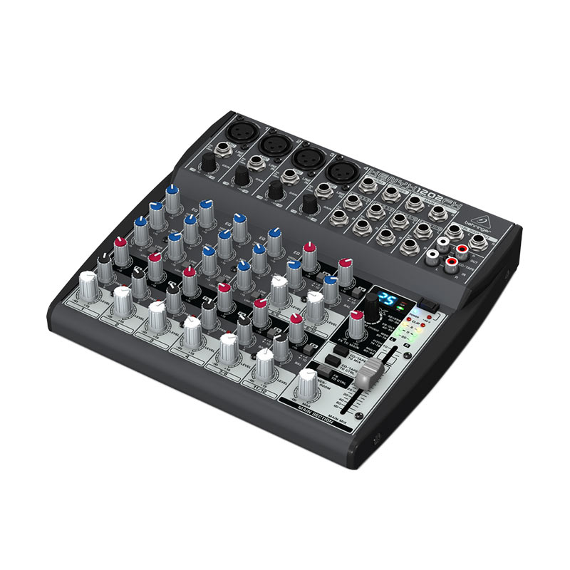 Behringer Xenyx 1202 FX Mixer Audio