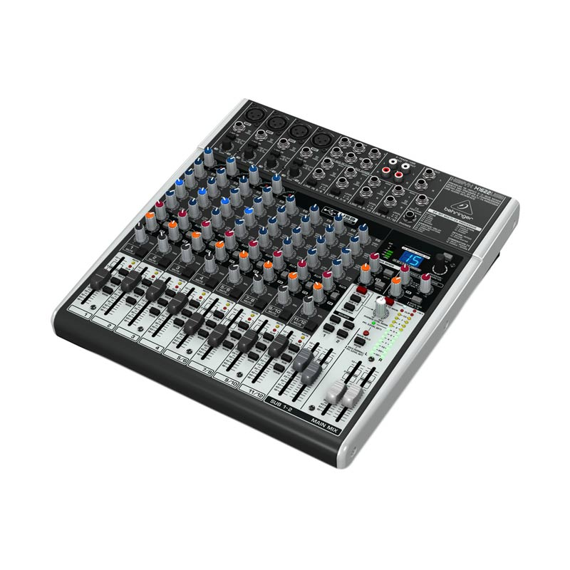 Behringer Xenyx 1622 USB Mixer Audio