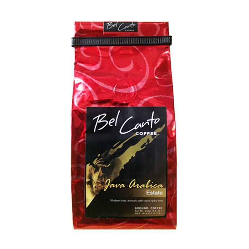 Bel Canto Java Arabica Wholebean Kopi [250 gr]