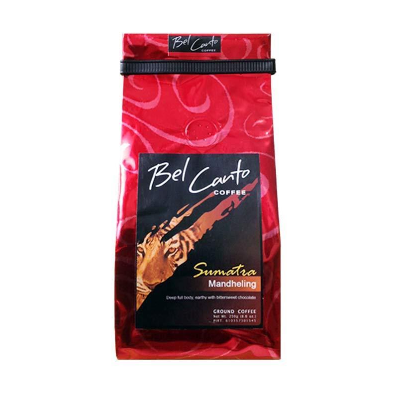 Bel Canto Sumatra Mandheling Wholebean Kopi
