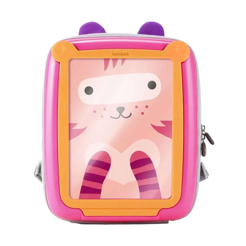 Benbat Govinci Backpack - Pink Orange