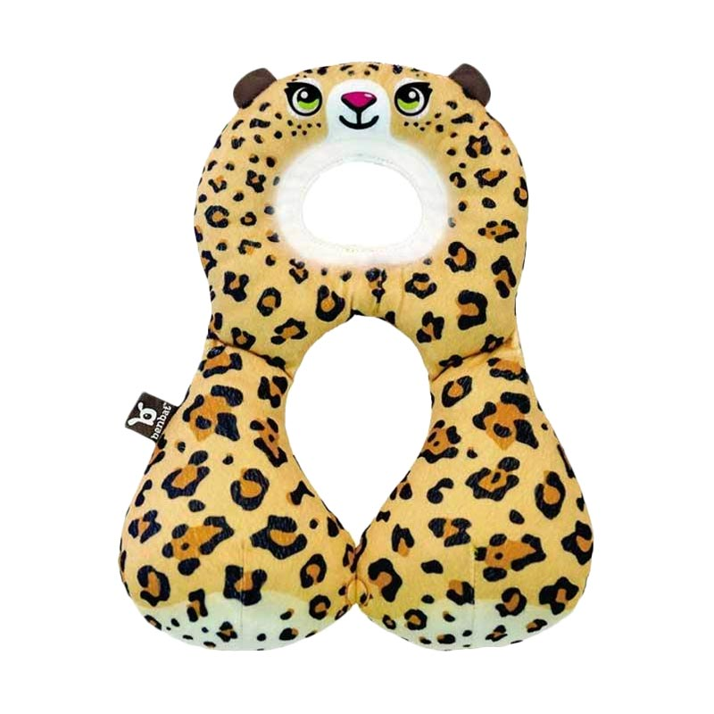 Benbat Savannah Leopard Headrest Bantal Anak [1-4 years]
