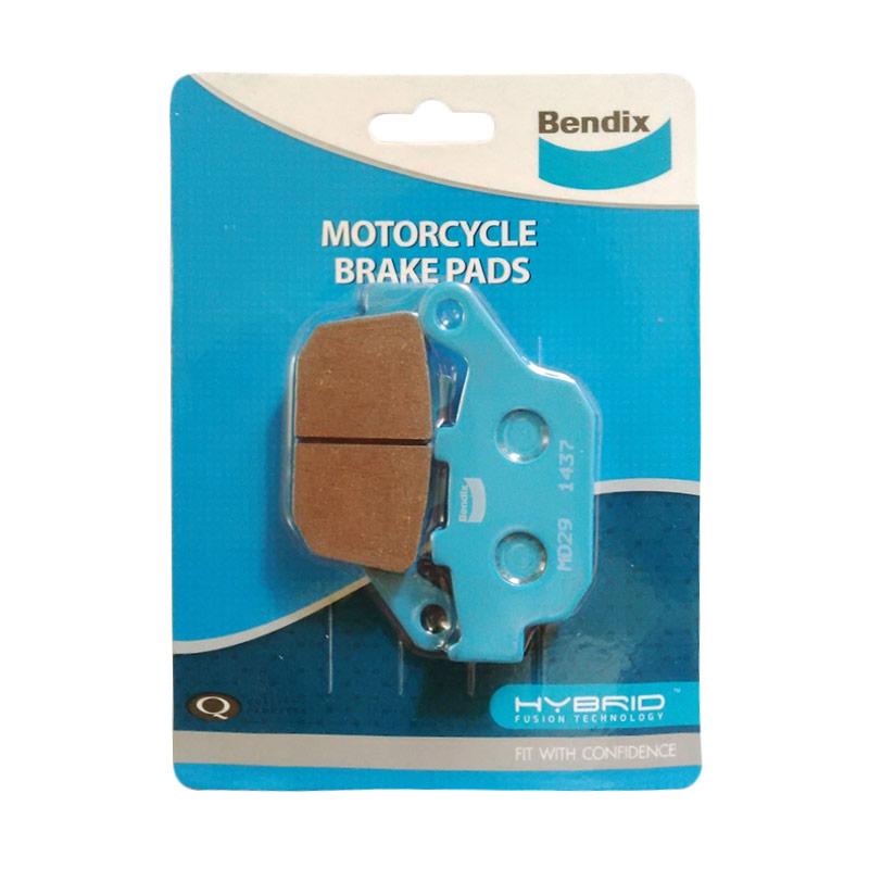Bendix MD 29 Honda CBR 250 ABS/Non ABS Kampas Rem Belakang
