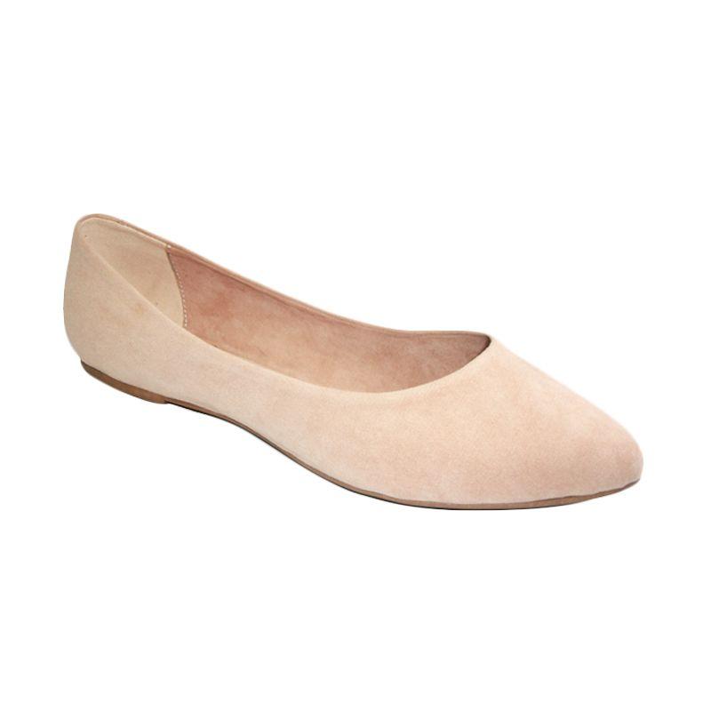 Benitz Flat 1210 Cream Sepatu Wanita