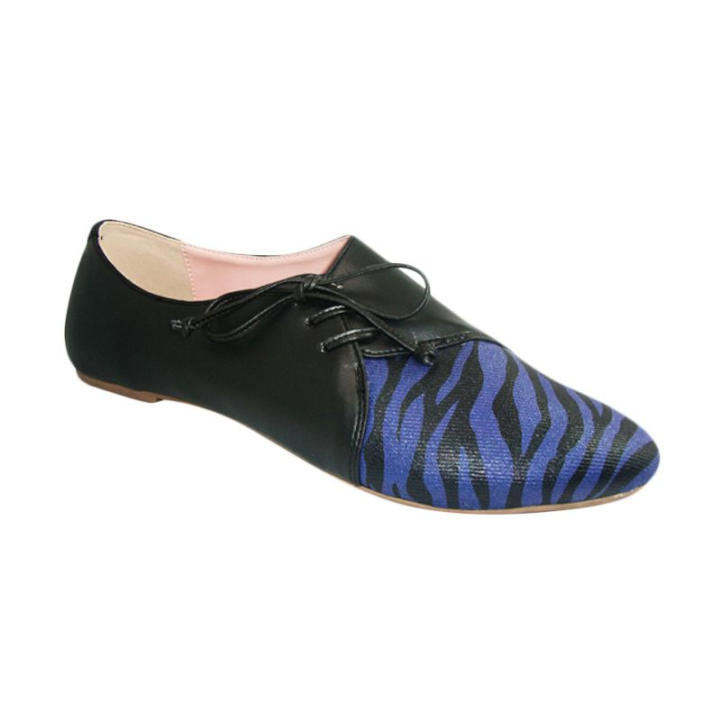 Benitz Flat 1211 Biru Sepatu Wanita