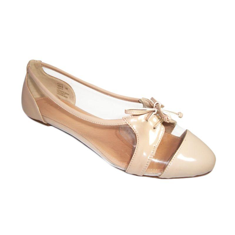 Benitz Flat 1217 Cream Sepatu Wanita