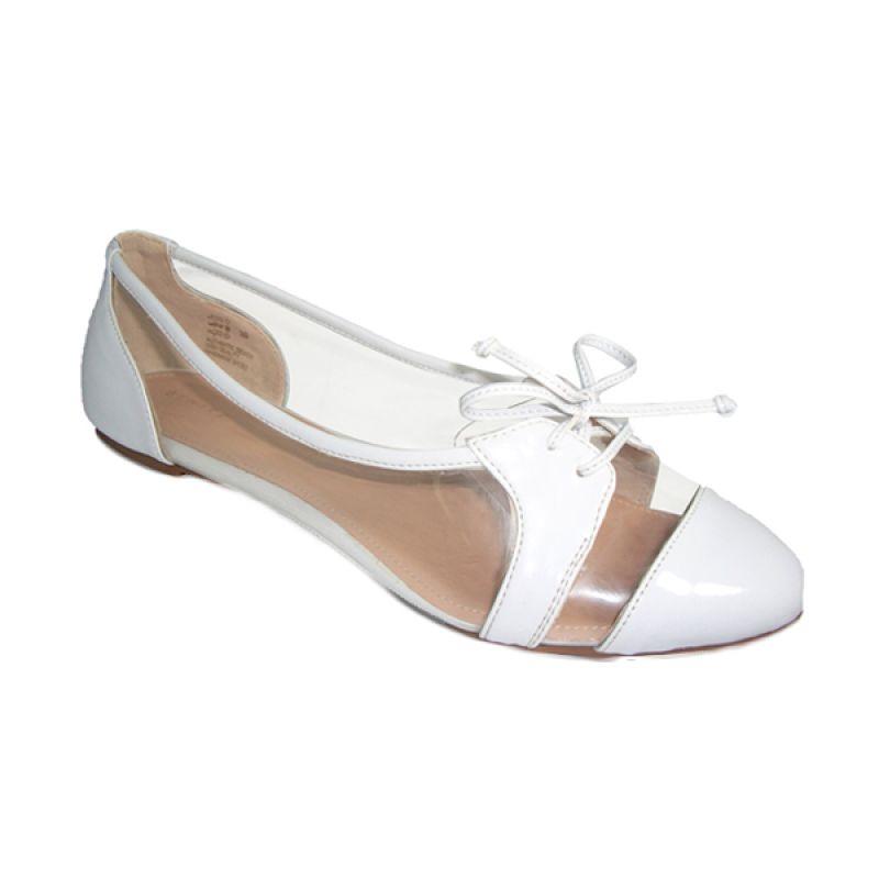 Benitz Flat 1217 Putih Sepatu Wanita