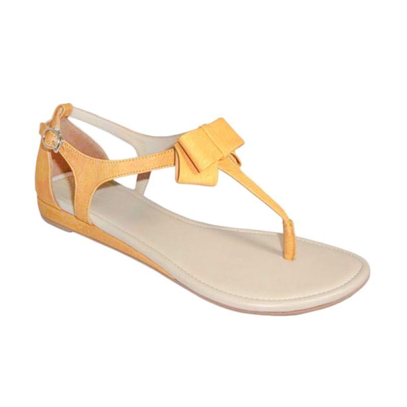 Benitz Flats 1104 Kuning Sepatu Wanita