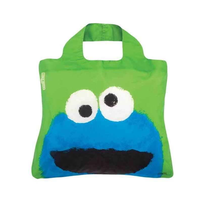 Envirosax Sesame Street Cookie Monster ST.B3