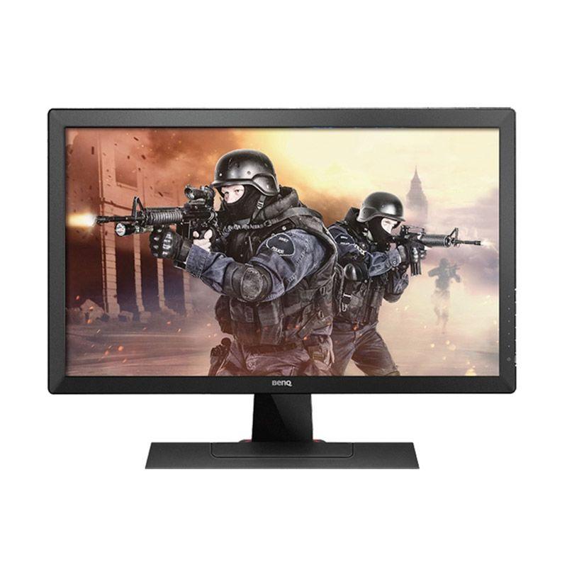 BenQ RL2455HM Hitam Monitor Komputer