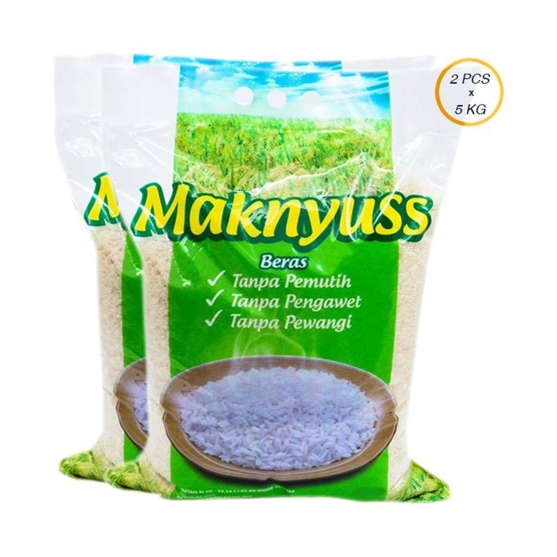 Beras Maknyuss [5 kg x 2 pcs]