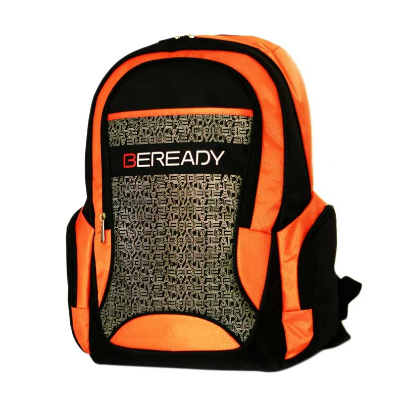 Beready BP 5011 Backpack Tas Laptop - Orange