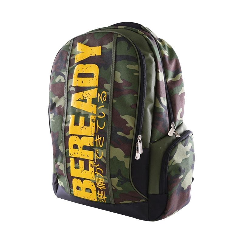 Beready Backpack BP 507 Tas Pria