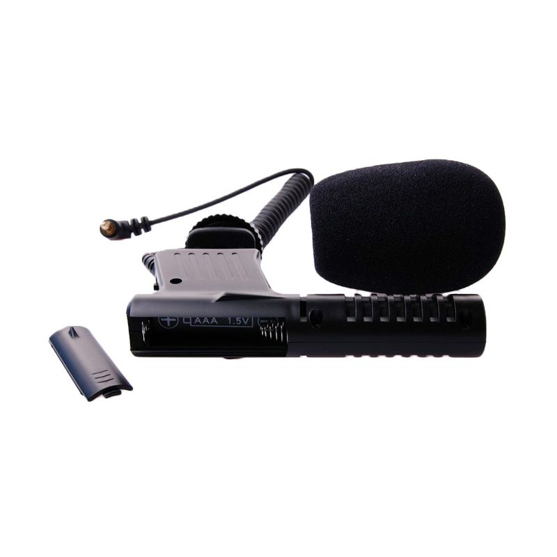 Boya Mini condenser BY-VM01 microphone For DSLR Camcorder