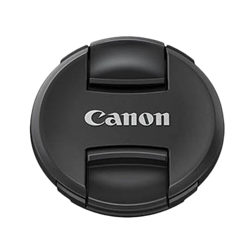 Canon 62mm Black Lens Cap