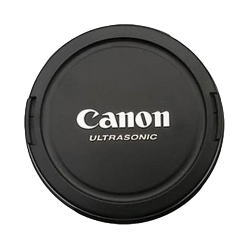 Canon Ultrasonic Black Lens Cap [62 mm]