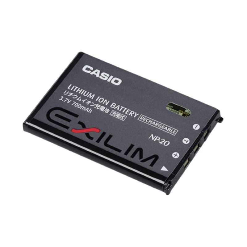 Casio NP-20 Battery for Exilim