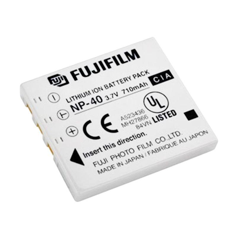 Fujifilm NP-40 Putih Baterai Kamera