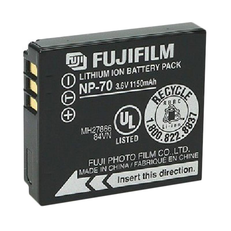 Fujifilm NP-70 Hitam Baterai Kamera