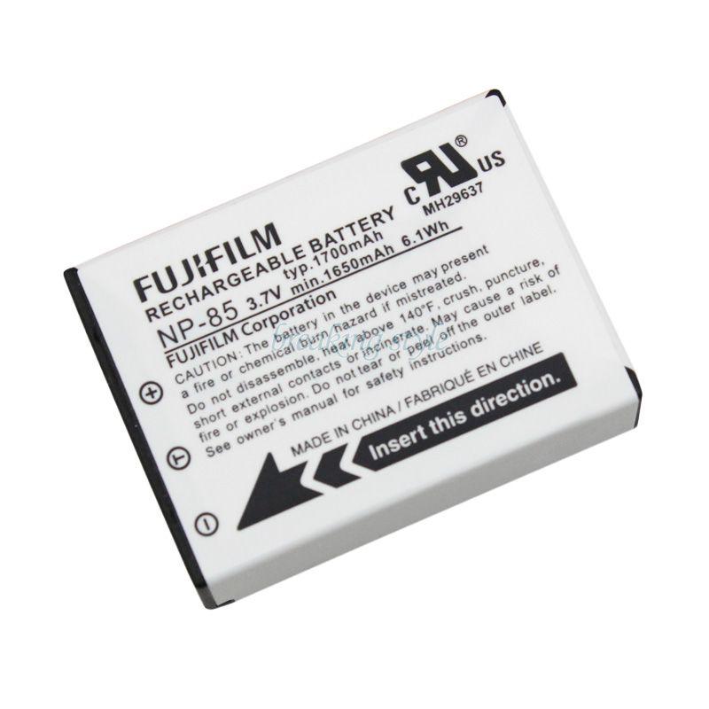 Fujifilm Np-85 Putih Baterai Kamera [1700 mAh]