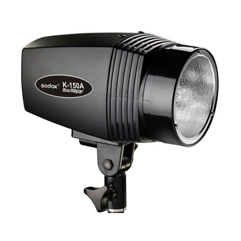 Godox K-150A Mini Master Studio Hitam Lampu Studio