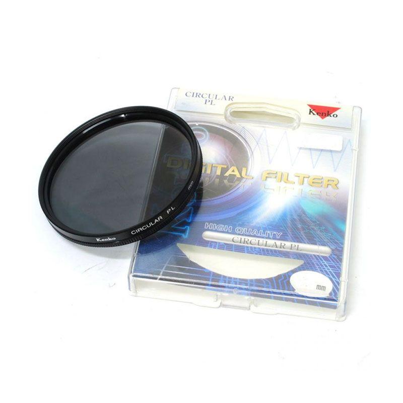Kenko Digital CPL Filter Lensa [58mm]