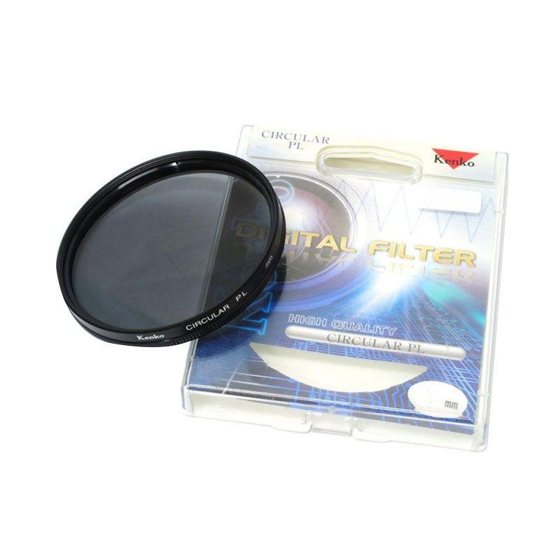 Kenko Digital CPL 67mm Filter Lensa