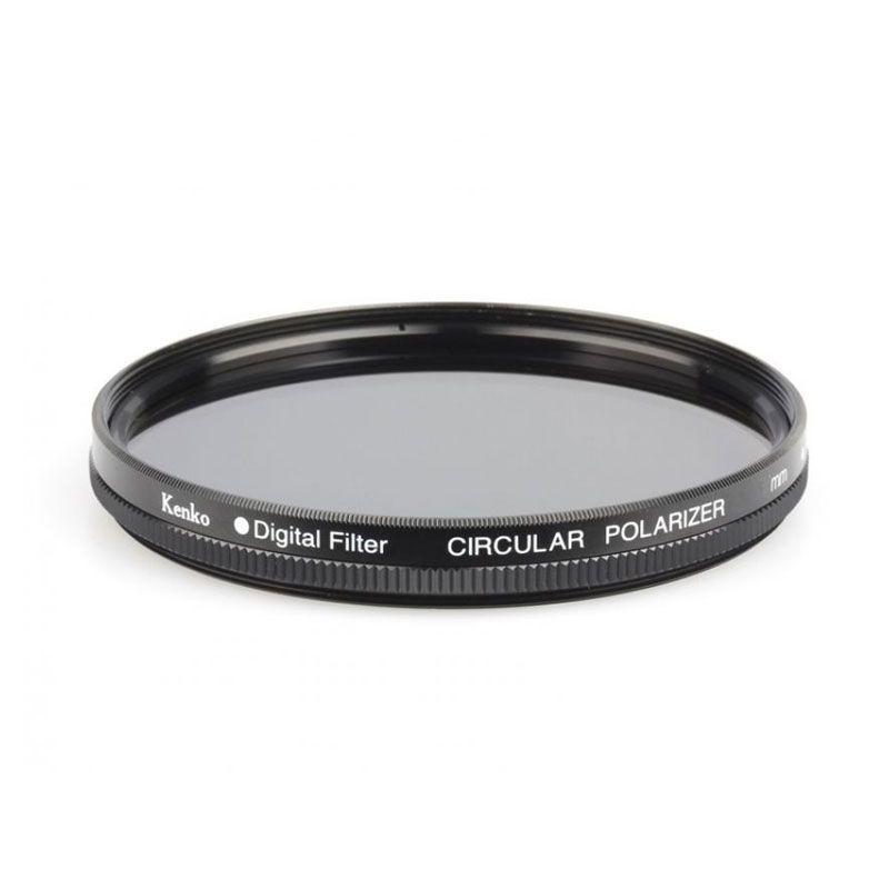 Kenko Digital CPL 62mm Filter Lensa