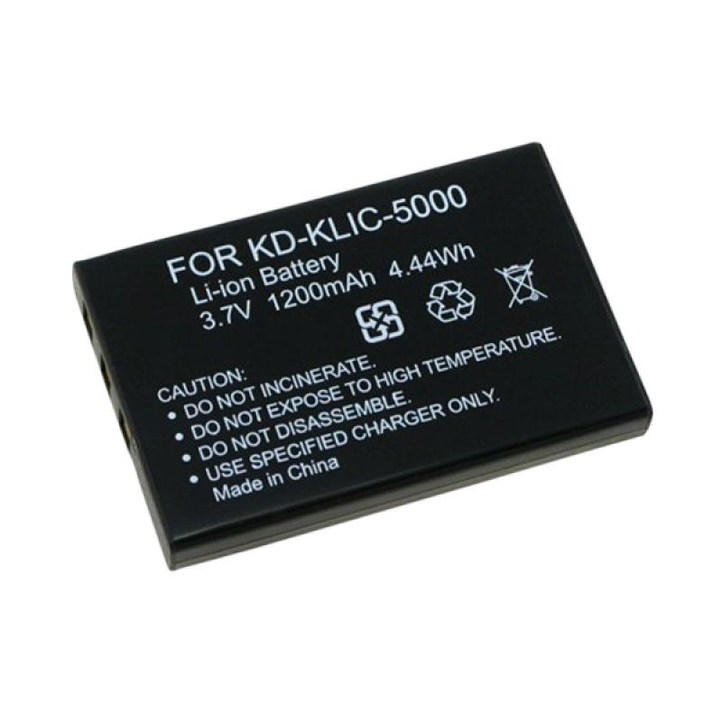 Kodak KLIC-5000 Baterai Kamera